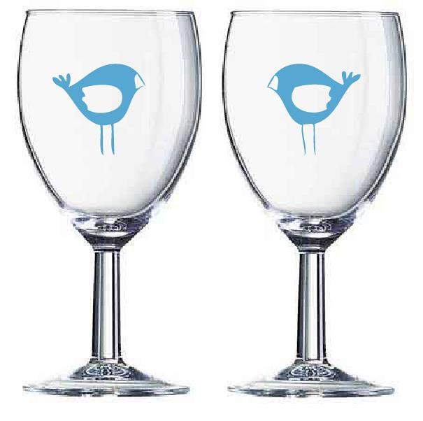 Love Birds Wine Glasses Flickr Photo Sharing