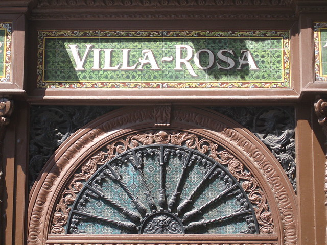 Villa-Rosa, near Plaza Santa Ana, Old Madrid