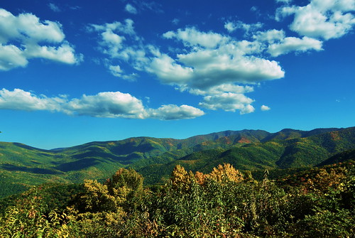 Blue Ridge Parkway (Credit: ArmyJacket on Flickr.com)
