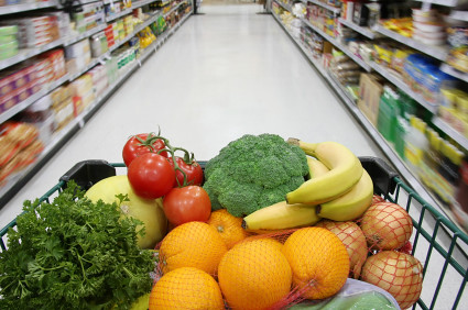 Thinking twice about adding junk food to your cart can be the key to success