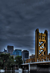 Dark And Stormy Night 3 HDR