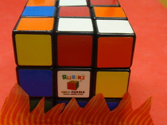puzzle, rubik's cube, play, mechanical puzzle, toy,
