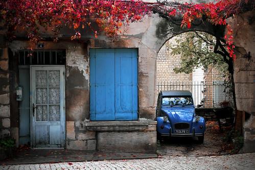 Automne à Saint Rémy