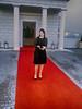 Nina on the Red Carpet:) Aras An Uachtarain - Official Residence of the President of Ireland, Dublin by sean and nina