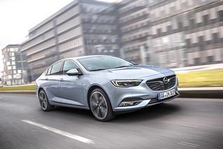 Neuer Opel Insignia: Fünf Sterne von Euro NCAP