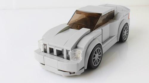 Lego Speed Champions BMW M3 moc
