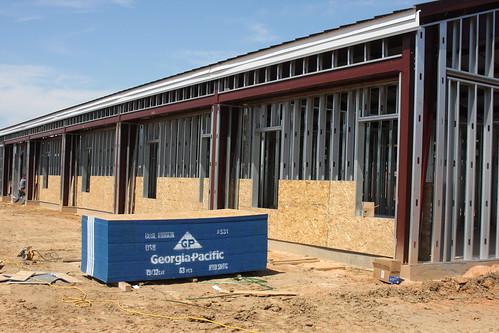 New Academic Building Progress