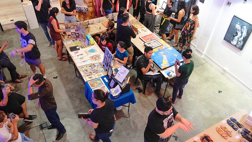 Pineapple Lab: Arts Market