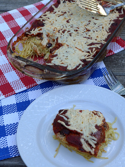 2017-06-30 - Easy Peasy Spaghetti Pie - 0010 [flickr]