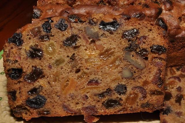 Recipe For A Fruite Cake