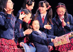 Mamma Mia.  りんご娘のライブ コンサート.  Over  4,500 visits to this photo.