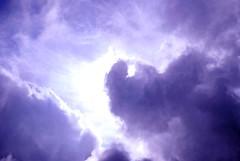 thunder(0.0), thunderstorm(0.0), lightning(0.0), storm(1.0), cumulus(1.0), cloud(1.0), sky(1.0),
