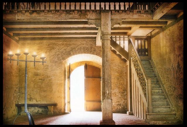 Ch Teau De Chillon Interior Flickr Photo Sharing