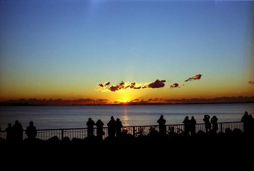 first sunrise - 1