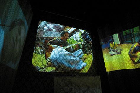 Multi_07_06> Sensorial Sistema de Som + Animal Digital