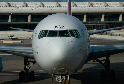 B763 - Boeing 767-3Z9(ER)