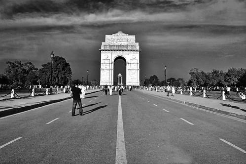 India gate !!! by Dreamzzzz....