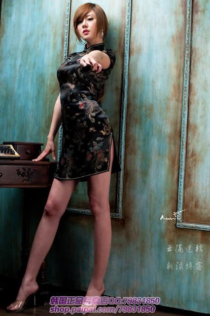 美女车模模特美腿韩国欧美19