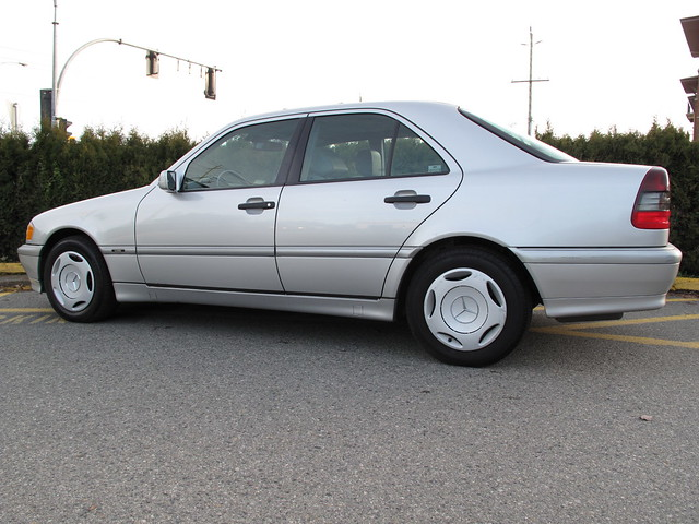 1999 mercedes benz c230 kompressor classic flickr
