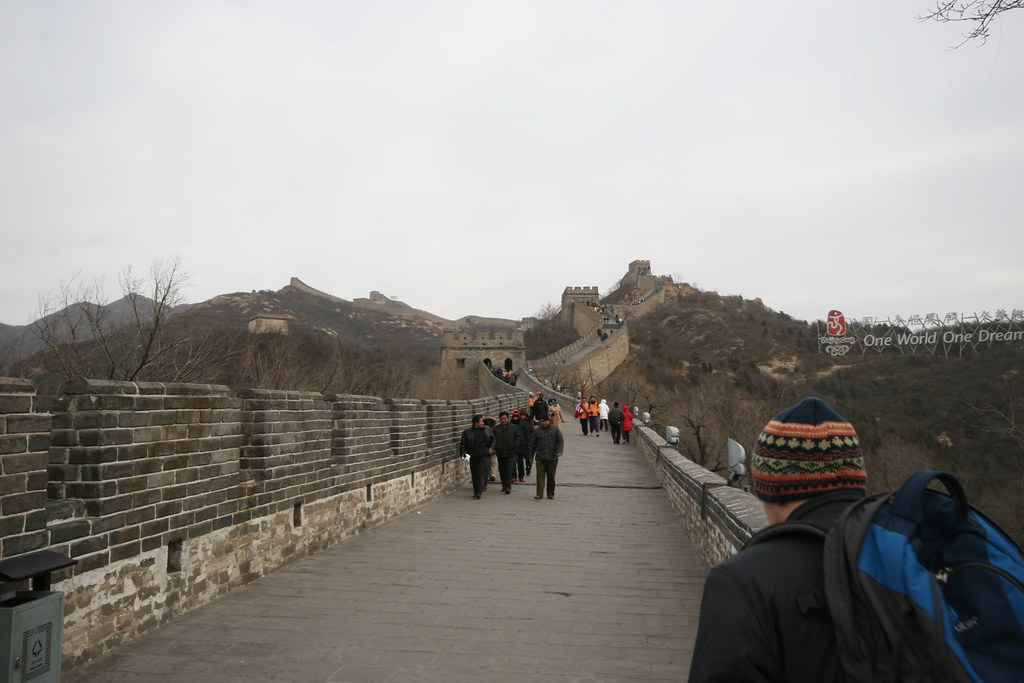 Great Wall by Andrey Belenko, on Flickr