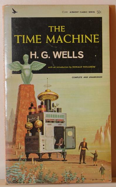 The Time Machine Summary | Shmoop