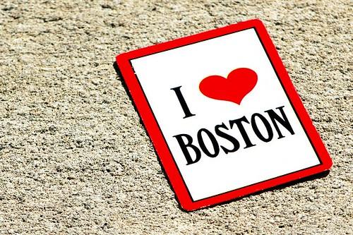 i ♥ boston