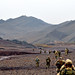 Australian Soldiers Support Afghan Police in Uruzgan