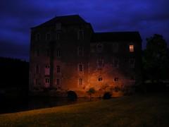 Ancien moulin de Parcé sur Sarthe