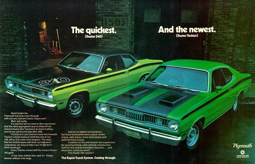 1971 plymouth duster 340 al bundy 39 s dodge in married with children cool cars in movies. Black Bedroom Furniture Sets. Home Design Ideas