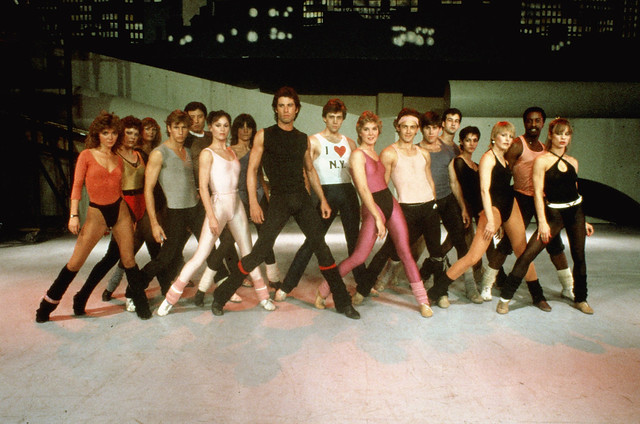 Dance Performs_Staying Alive