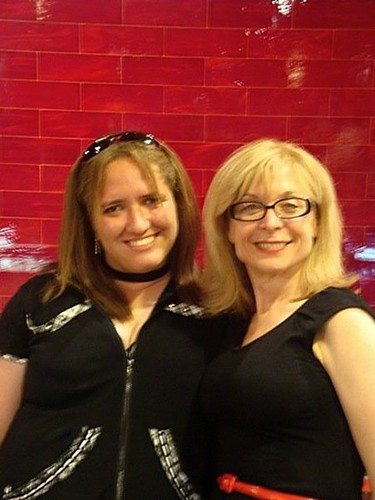 Liz and Nina Hartley
