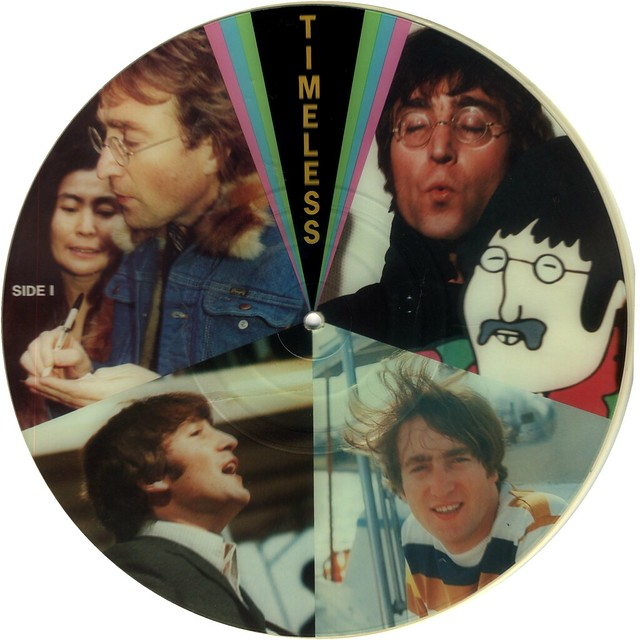 1 - Beatles, The - Pic Disc - Canada - 1981--