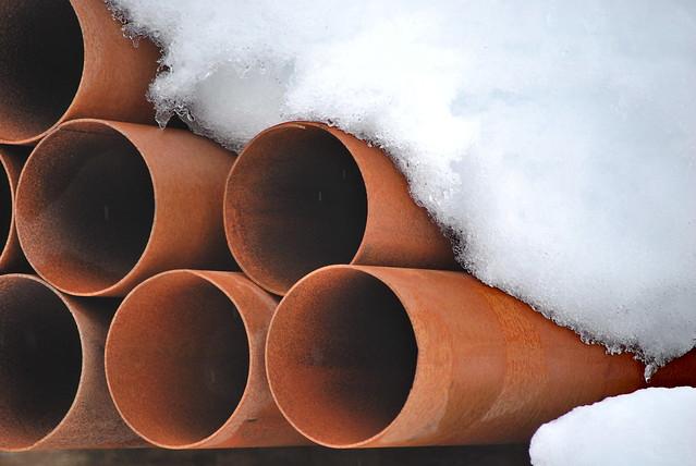 Rust og snø -|- Rust and snow