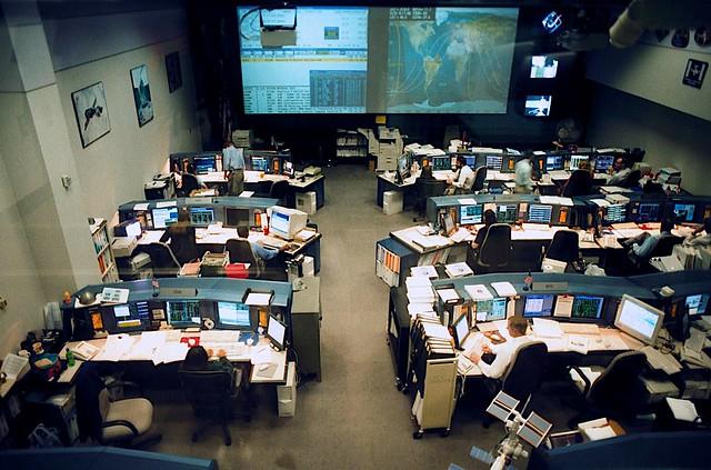 houston space station controls - photo #9