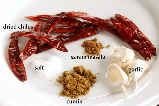 ingredients for harissa (chili paste)   Explore Stacy Spensl ...