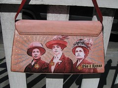 Bread and Roses Purse, back by pennylrichardsca (now at ipernity)