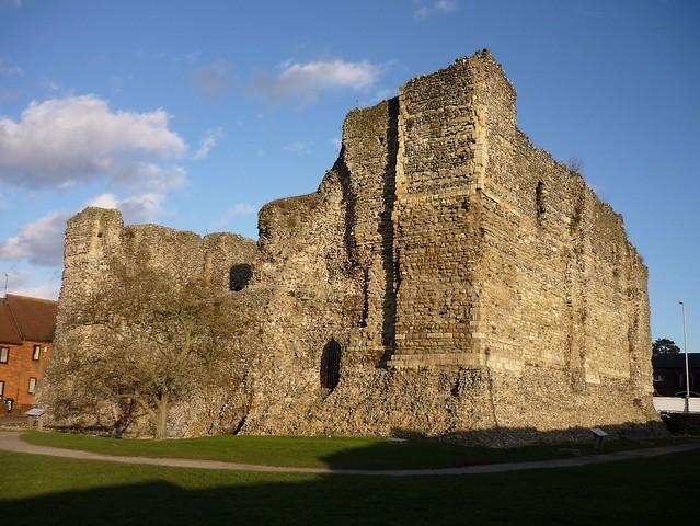Canterbury Castle, Canterbury, Kent, England