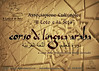 Course of Arabic Language