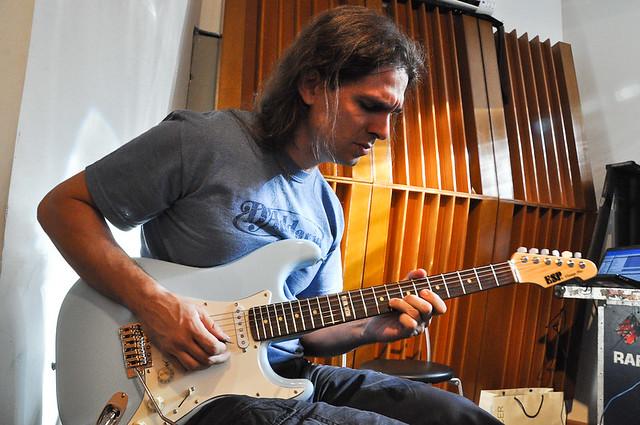 Angra Guitar Recordings