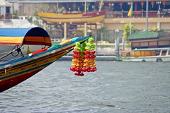 Along the Chao Phraya river