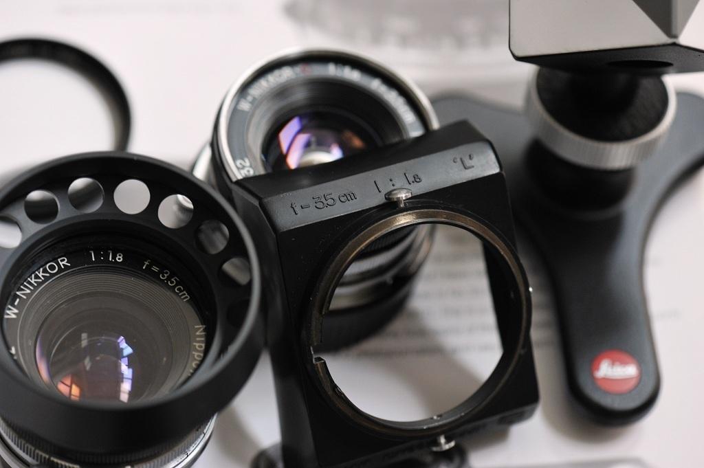 Nikkor lenses in LTM: years, numbers? - Rangefinderforum com