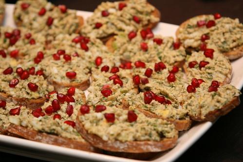 Georgian egg salad / Gruusia munasalat