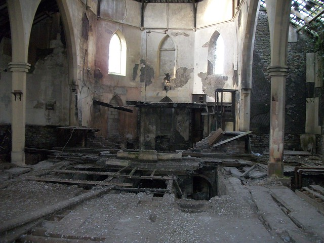 Inside Abandoned Church 3 Flickr Photo Sharing