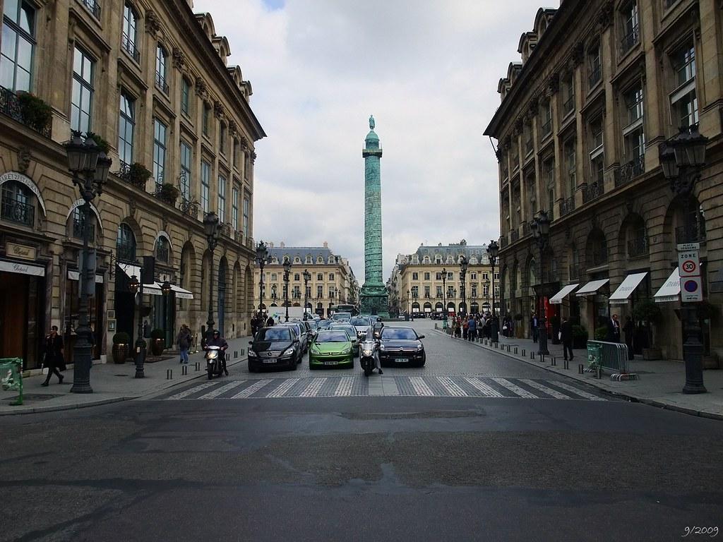 rue de castiglione rue saint honor napoleon colonne. Black Bedroom Furniture Sets. Home Design Ideas