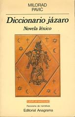 Milorad Pavic, Diccionario jázaro
