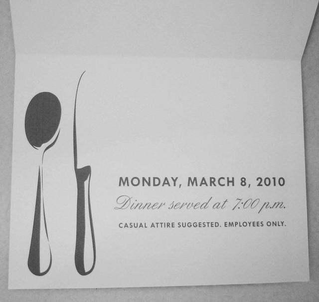 Event Invitation Design | Flickr - Photo Sharing!