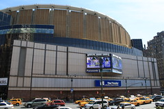 New York Madison Square Garden