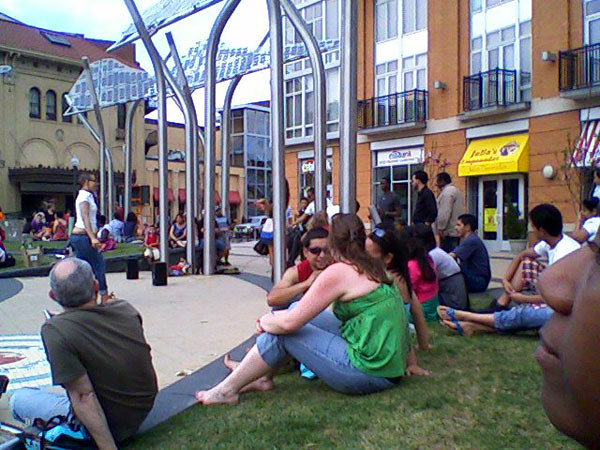Easter Sunday - Columbia Heights Civic Plaza
