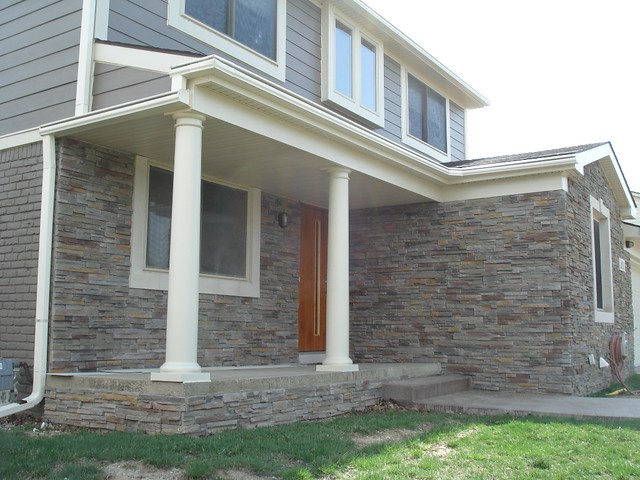 Bloomfield Construction - Finished Porch