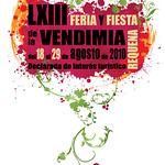 Idea cartel Fiesta Vendimia Requena